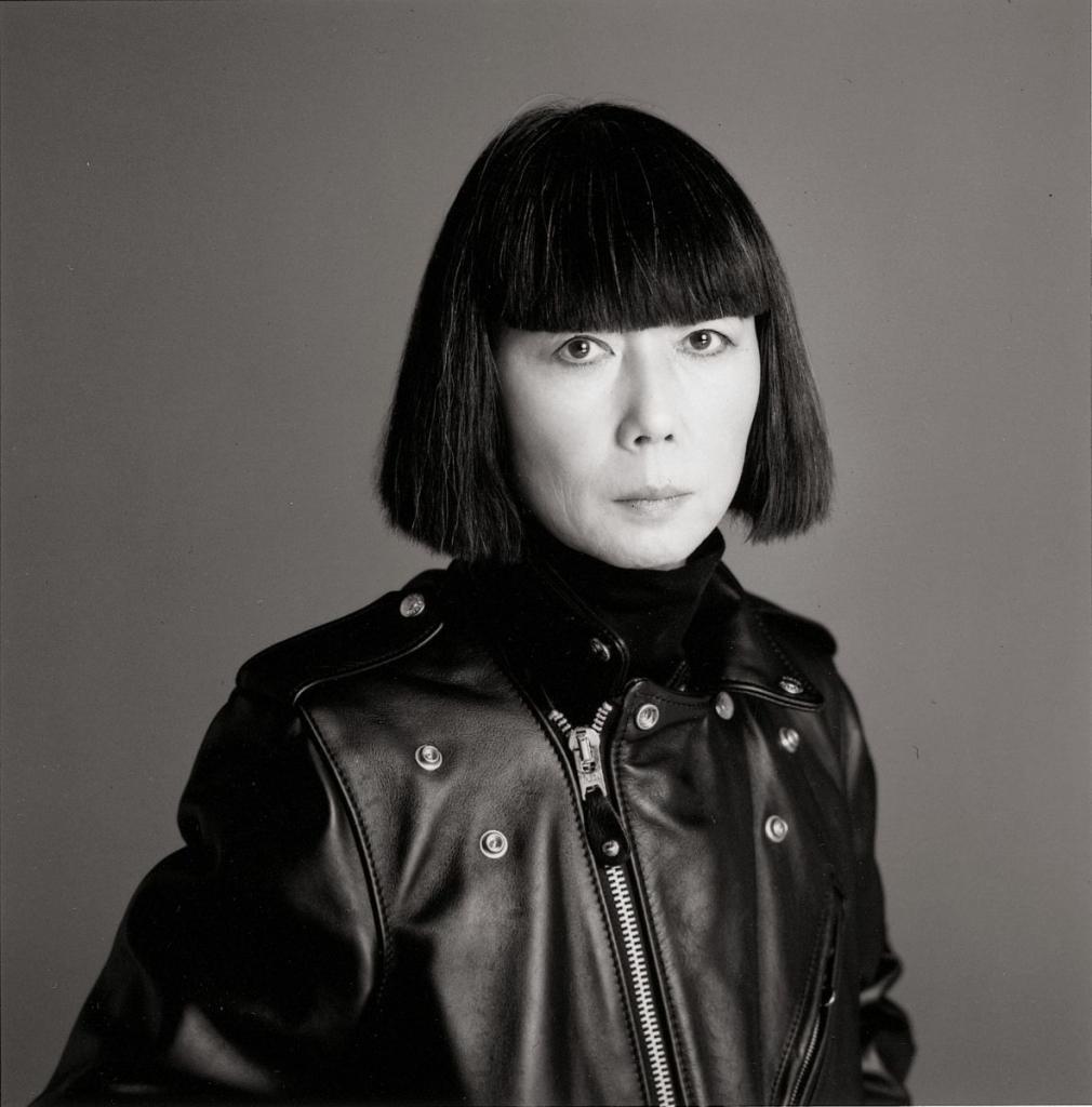 Rei Kawakubo, Creative Director of Comme des Garçons. Fotografie - Eiichiro Sakata