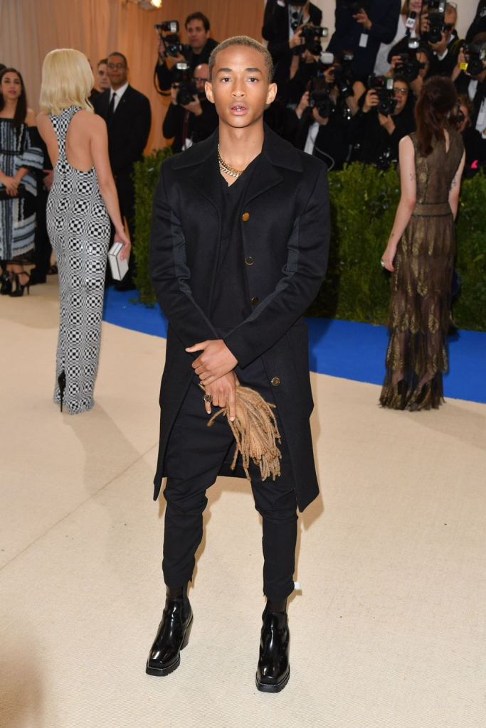 Jaden Smith - outfit Louis Vuitton