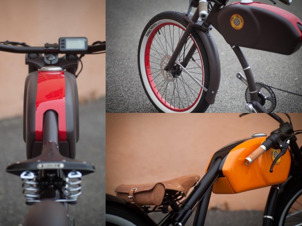 details E-bike OTO