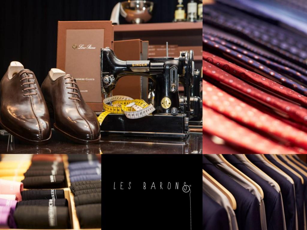 details Les Barons