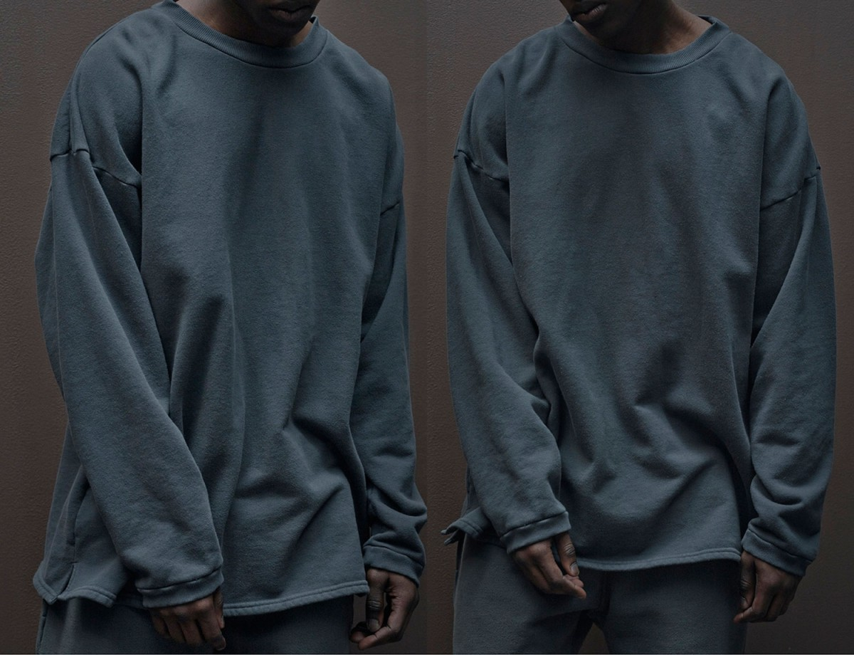 Lookbook Kanye West adidas Originals YEEZY Season 1 Lookfl