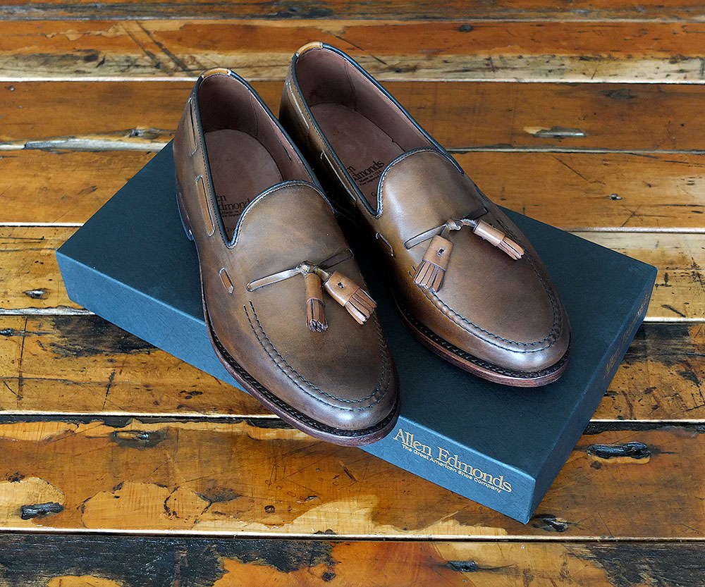 Allen-Edmonds-Bourbon-Grayson-Tassel-Loafers-Red-Clay-Soul-4