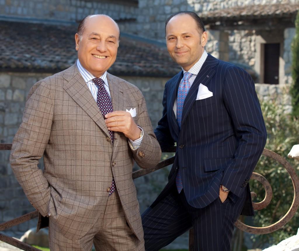 Orazio e Pino Luciano
