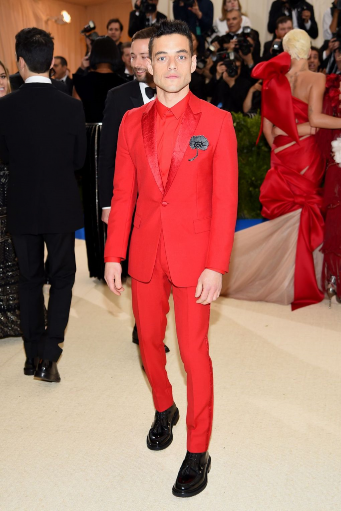 Rami Malek - outfit Dior Homme